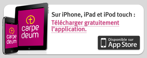 Sur iPhone, iPad, iPod touch : télécharger gratuitement l'application sur l'App Store